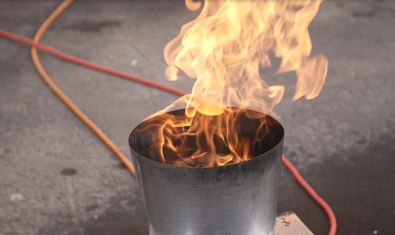 Verhalten im Brandfall