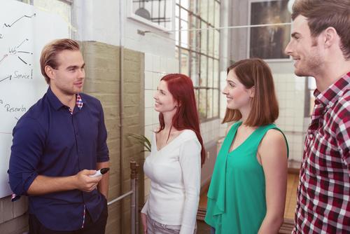 Gesprächsführung – So führst du Gespräche erfolgreich