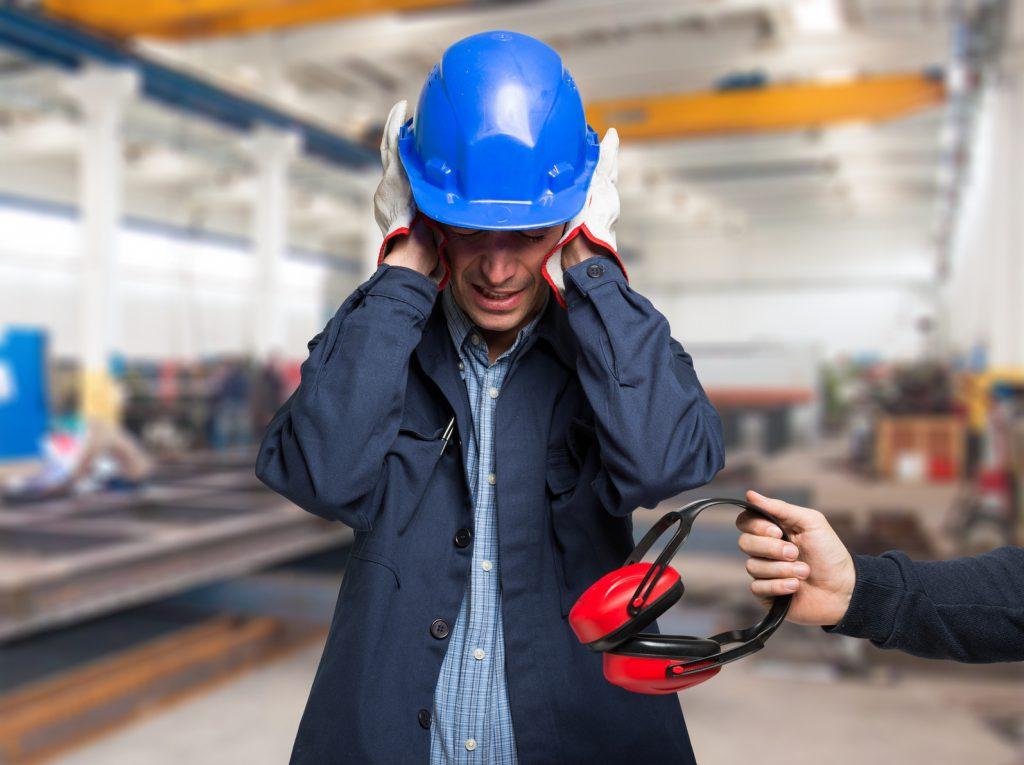 Gehörschutz auswählen und benutzen
