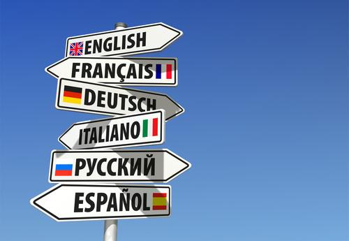 In wie vielen Sprachen unterweist du?